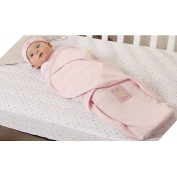 Swaddle baby roll.