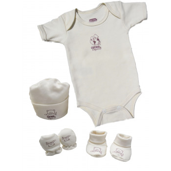 Newborn Set Organic Cotton.